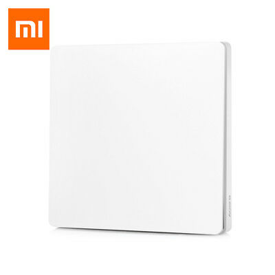 Xiaomi AQara ZigBee Smart Wireless Switch Control Single Double Key Wall Mount