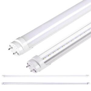Image Is Loading 4FT T8 LED Tube Bulb Light Fluorescent Lamp