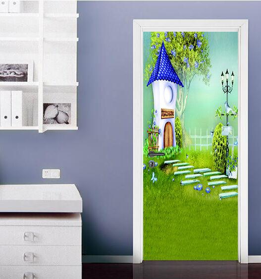 3D Karikatur 76 Tür Wandmalerei Wandaufkleber Aufkleber AJ WALLPAPER DE Kyra | Zürich Online Shop  | Haltbarkeit  | Primäre Qualität