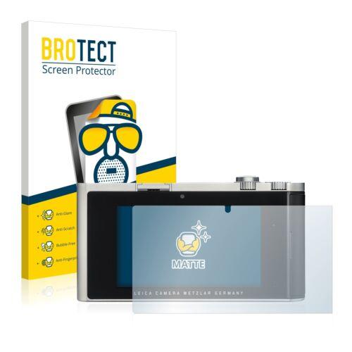 tipo 701 2x protector de pantalla mate para Leica T película protectora protector de pantalla Lámina