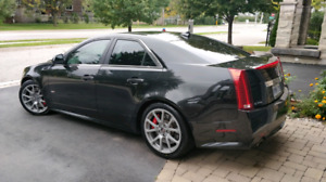 2013 CTS-V Manual 6 Speed
