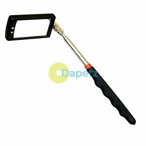 Telescopic Light Inspection Mirror 42mm X 65mm With 2