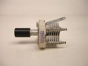 NOS-WW2-vintage-air-variable-capacitor-6-35-pf-unused-QRP-Radio