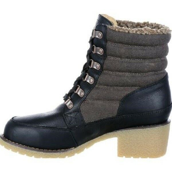 Durango's Women Cabin Lacer Boots DRD0153 Black-Brown Water Water Water Resistant New 1086c6