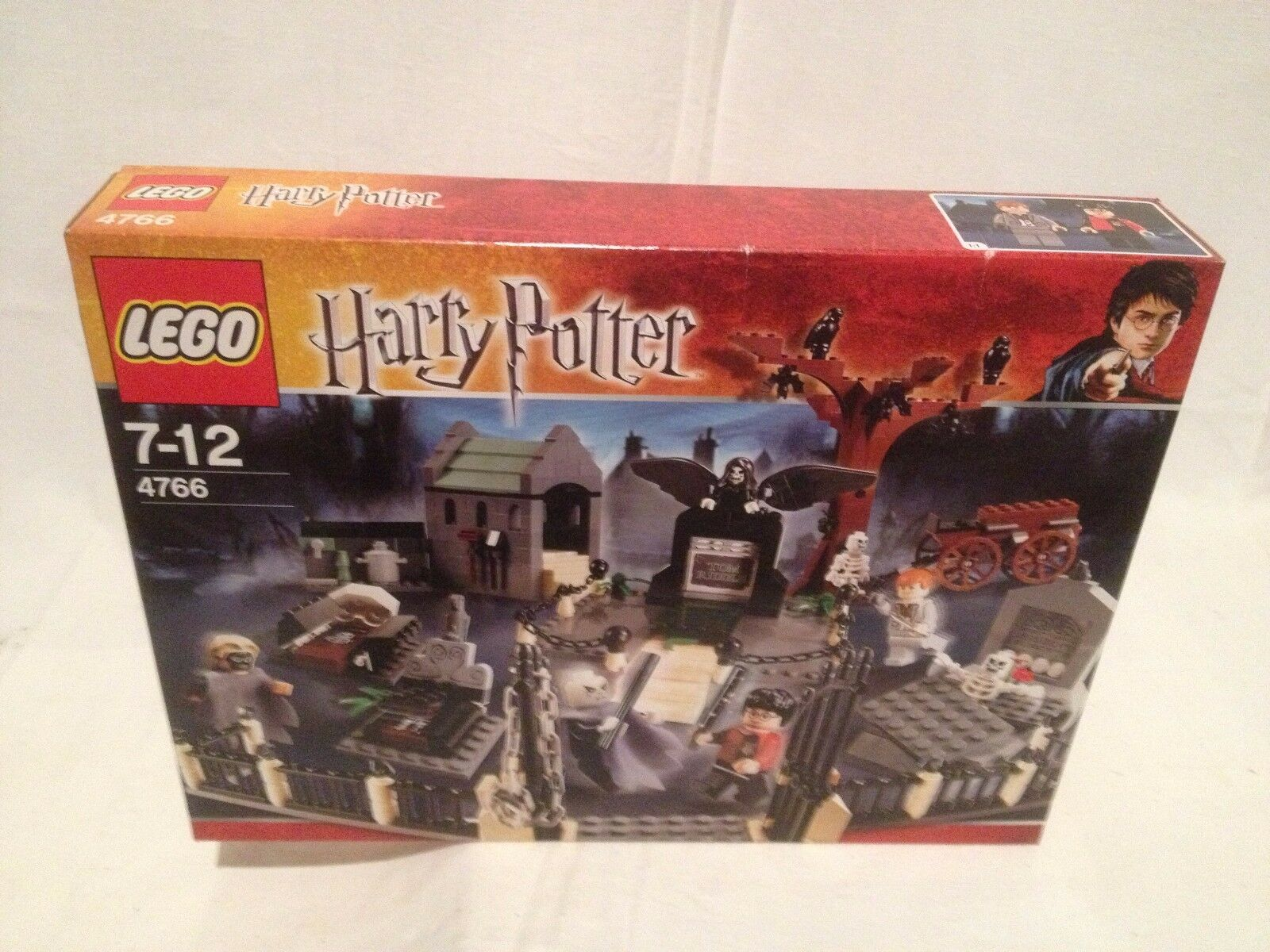 Lego Harry Potter 4766 Graveyard Duel NEUF 1 édition