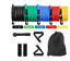 Set-11-pcs-Bandas-Cuerdas-Resitencia-Elasticas-Yoga-Band-Gym-Fitness-Pull-Rope miniatura 10