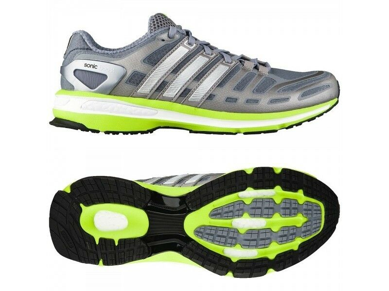 Zapatos promocionales para hombres y mujeres adidas sonic Boost 2.0 Chaussure runing femme ref g97491