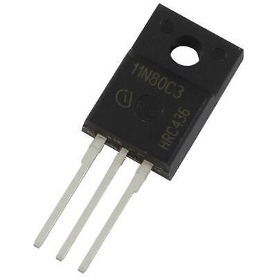 Infineon SPP11N80C3XKSA1 N-channel MOSFET 11 A 800 V CoolMOS C3 3-Pin TO-220