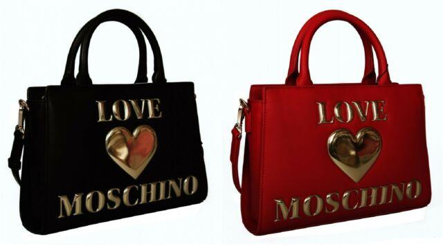 Borse Moschino Love.Moschino Love Borsa A Spalla Con Foulard Acquisti Online Su Ebay