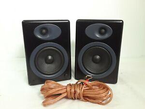 PAIR-Audioengine-A5-Powered-Loudspeaker-System-Black-6811