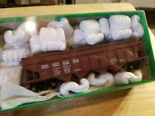 Bowser HO GLa 2-Bay Hopper Pennsylvania Early Lettering #268115 KIT  BOW60183-W