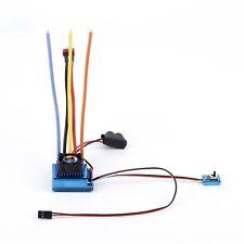 120A ESC Sensored Brushless Speed Controller For 1/8 1/10 Car/Truck Crawler#1