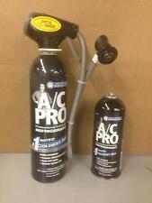 A/C Pro Professional Formula Refrigerant ACP-100 Leak Sealer w/ Refill Can
