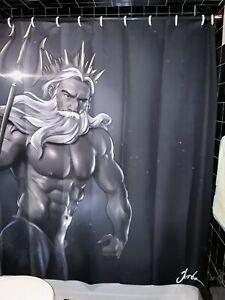 Jorden-Arts-King-Triton-Neptune-Shower-Curtain-Superhero-Gay-Butch