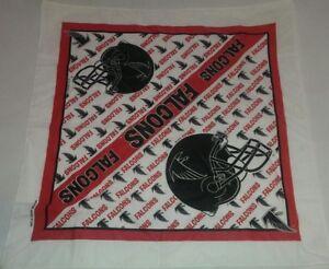 8b465564 Details about Atlanta Falcons Vintage 90's Bandana NFL Football Rare scarf  team Georgia
