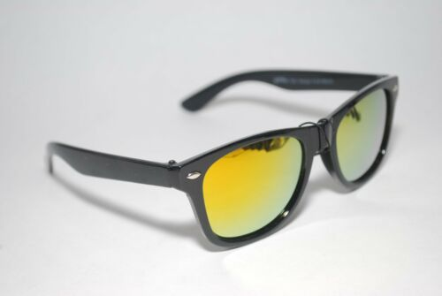 KIDS NEW 80/'s Style Sunglasses Plastic Frame COOL SMOOTH 100 UV K-001