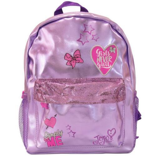 JoJo Siwa Backpack Schoolbag Girls Swim Bag JoJo Dance Bow Rucksack Girls Power