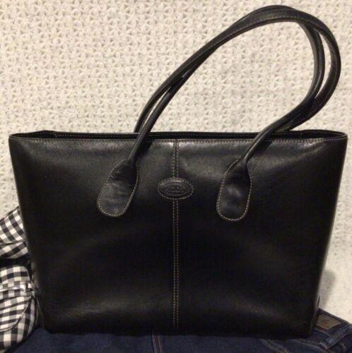 Tod's Handbag D-Bag (Princess Diana) Authentic Exc
