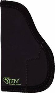 Sticky Holsters MD-3 Medium MD-3, Black