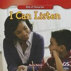 I Can Listen by Maria Nelson (Hardback, 2013)