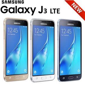 Samsung Galaxy J3 4G LTE 2016 8GB 5 HD DUAL SIM GSM