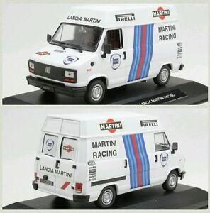 1-43-FIAT-DUCATO-ASSISTENZA-LANCIA-MARTINI-RALLY-DIORAMA-CODE3-MIB