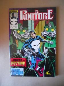 Il Punitore #17 1990 Star Comics Marvel Italia [g111a]