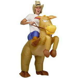 INFLATABLE-HORSE-RIDING-COWBOY-COSTUME-SUIT-FANCY-DRESS
