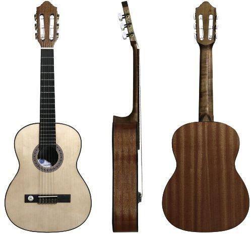 Kindergitarre  pro arte GC 50 II, 1 2 - Fichte Mahagoni