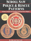 Scroll Saw Police and Rescue Patterns: 89 Basic Designs for Creating Commemorative Plaques by Mike Lewis, Vicky Lewis (Paperback, 2002)