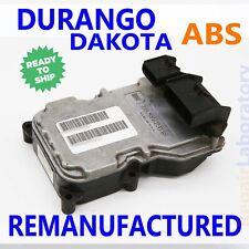 ABS Control Module MOPAR 5083097AF fits 02-04 Dodge Dakota