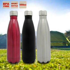 Double-Wall-Insulated-Vacuum-Bottle-Stainless-Steel-Sport-Kettle-Cola-Shaped