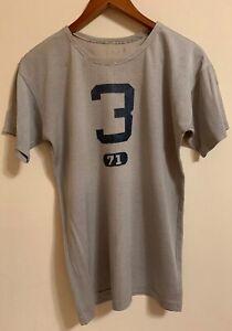 meet 90d3b 703c9 Details about Vintage 50s U.S.N.A. US Naval Academy Champion Running Man  Football Jersey Shirt