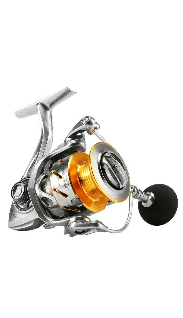 SeaKnight Rapid 6000 Saltwater Spinning Reel 4.7 1 High Speed Max Drag 33Lbs