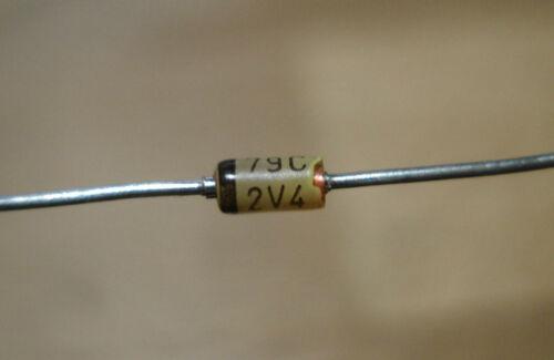 BZX79C2,4-0,5W Diode Zenerdiode Stabistor  2,4V 1 weitere vorhanden