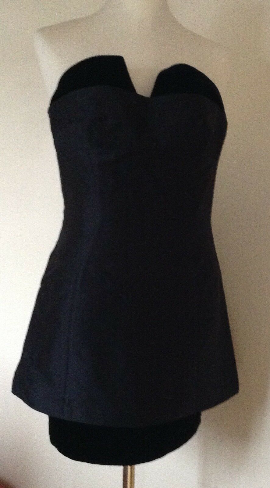 Damen Kleid Luxus Couture 38