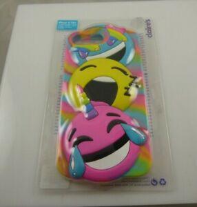 fits-iPhone-6-plus-7-amp-8-plus-phone-case-Emoji-unicorn-rainbow