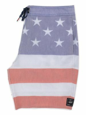 The Federated States Of Micronesia Flag Board Shorts For Men
