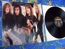 METALLICA ♫ GARAGE DAYS re-revisited ♫ rare 45rpm vinyl MERCURY records #3b