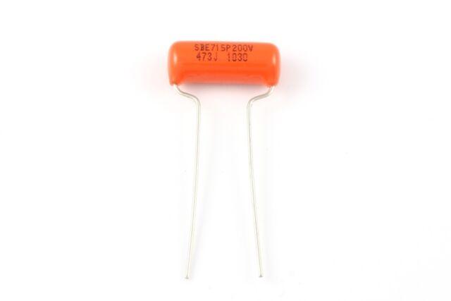 SPRAGUE SBE Orange Drop 715P 0.047uF @ 600V TONE CAPACITOR