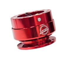 Nrg Steering Wheel Gen 20 Quick Release Adaptor Kit Red