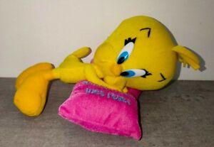 Peluche Titti 20 cm Looney Tunes pupazzo originale tweety titty plush soft toys
