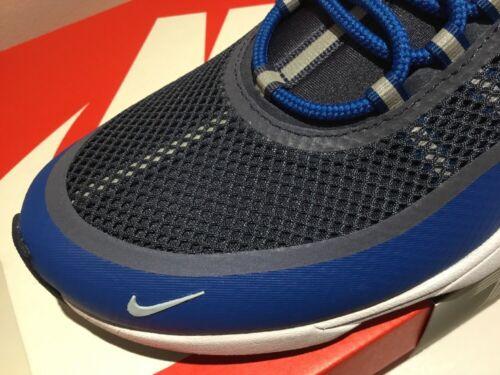 Reino 7 Unido 876267 Spiridon Nike ~ 401 Zoom Blue Armory Tamaño nUqq0xv
