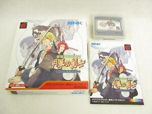THE-LAST-BLADE-Bakumatsu-Roman-Neo-Geo-Pocket-Color-Ref-bcc-SNK-Neogeo-Japan-np