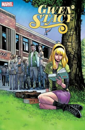 Spiderman! 2020 GWEN STACY #2 1:25 Humberto Ramos Variant Cover