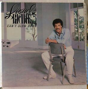 Lionel Richie Can't Slow Down LP 1984 Repress Motown 6059 ML Gatefold