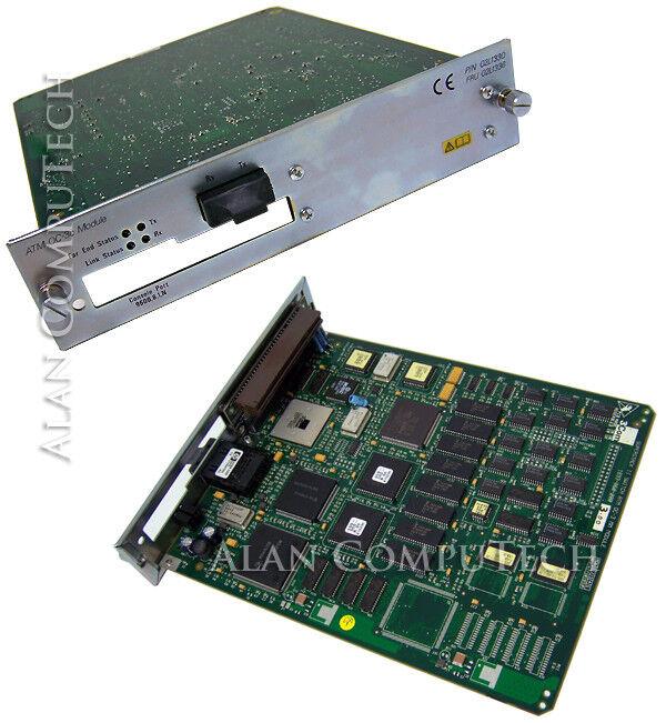 IBM Superstack II ATM OC-3C MM Modulo 02L1330 PN:02L1330 FRU: 02L1336