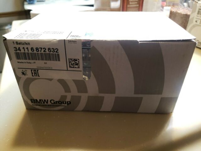 MDB1837 NEW MINTEX FRONT DISC BRAKE PADS SET