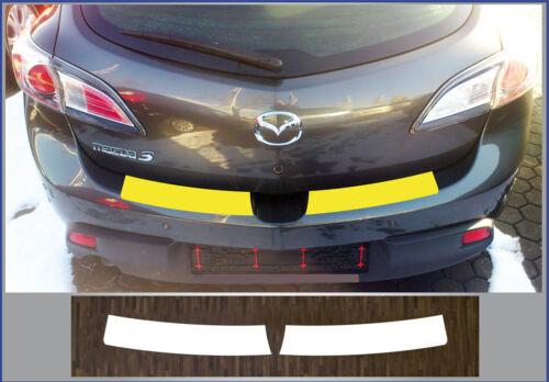 Ladekantenschutz Lackschutzfolie transparent Mazda 3 Sport Bj ab 2011