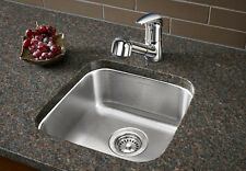 Blanco 441026 Stellar Single Bowl Stainless Steel Bar Sink Factory Sealed